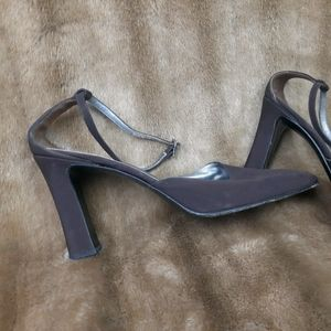 Calvin Klein pointy toe sandals - heels